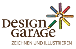 Die Design Garage in Essen Logo